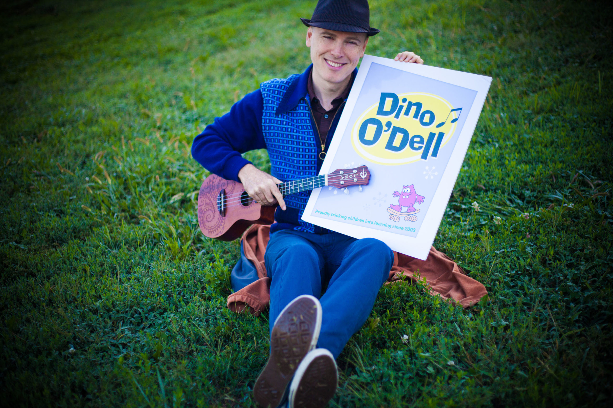 Around the World with Dinosaur O'Dell
